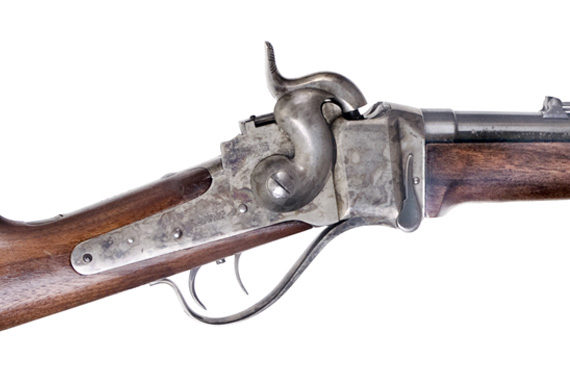 M1859 Straight Breech Military Rifle