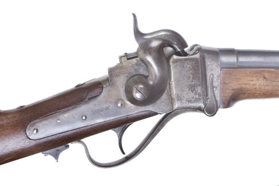 M1863 Straight Breech Military Rifle