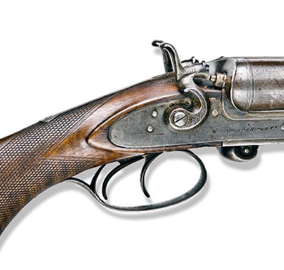 Sharps Shotgun SN19342