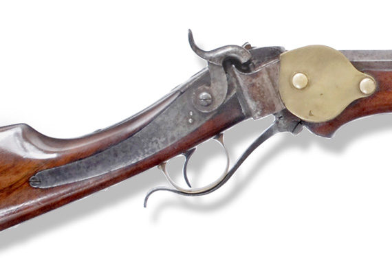M1849 Sporting Rifle -By Nippes