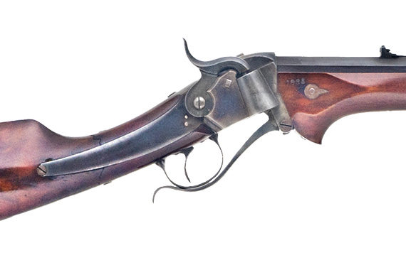 M1850 Sporting Rifle – By Nippes