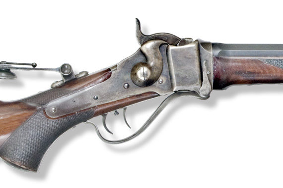 M1875 Mid Range Target Rifle