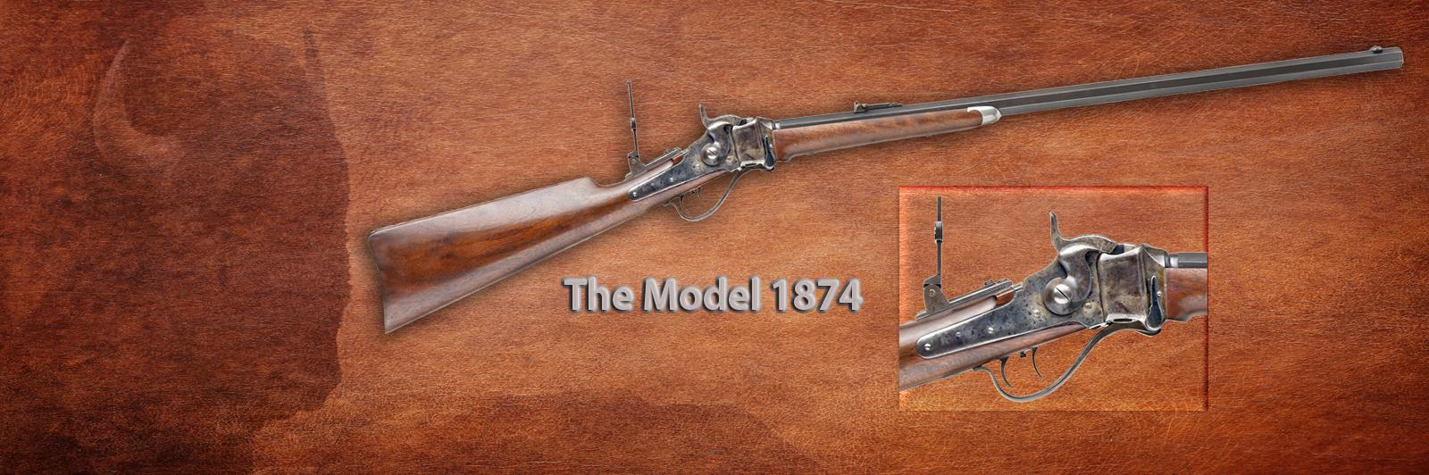 Model 1874 Rifle