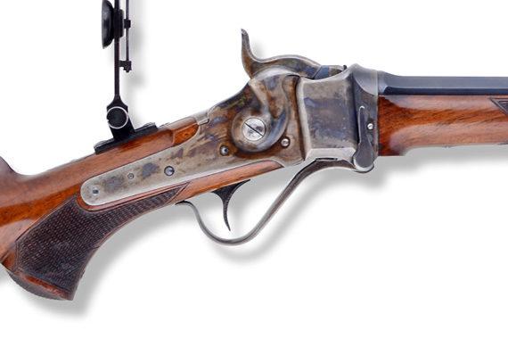 M1874 Long Range Target Rifle