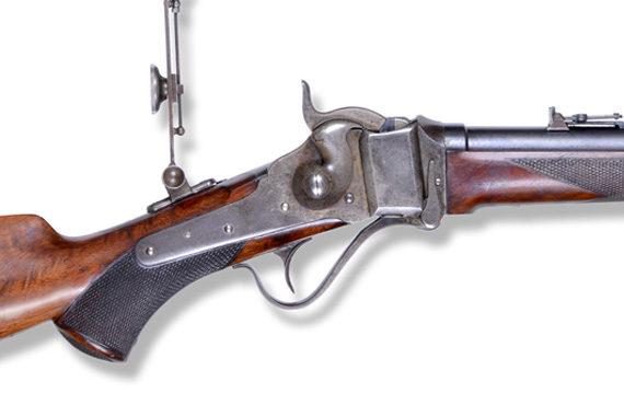M1874 Mid Range Target Rifle