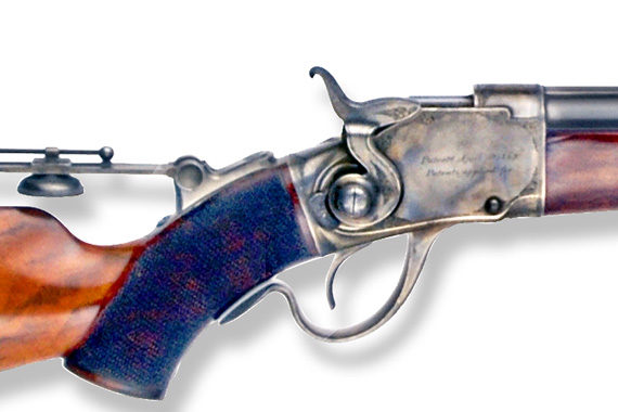 M1875 Long Range Target Rifle