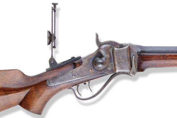 M1874 Schuetzen Target Rifle