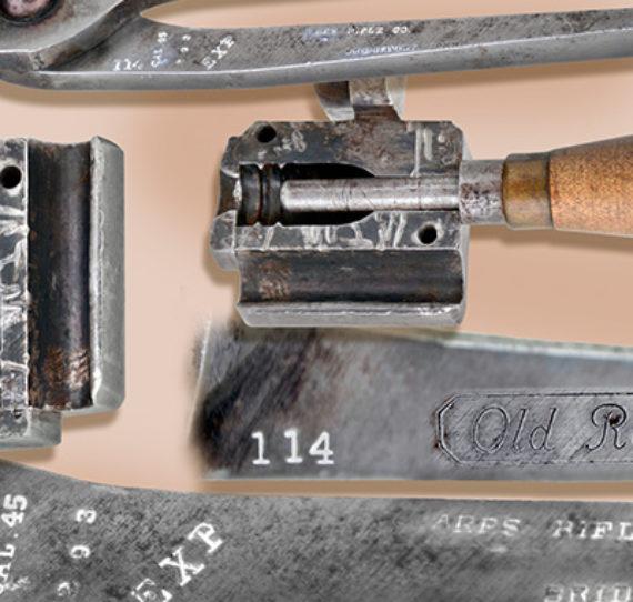 Sharps .45cal Express Mould